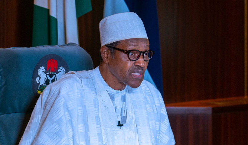 """I will no longer tolerate excuses""-President Buhari warns Security Chiefs over insecurity in the Country"
